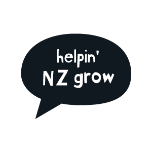 Helpin' NZ grow