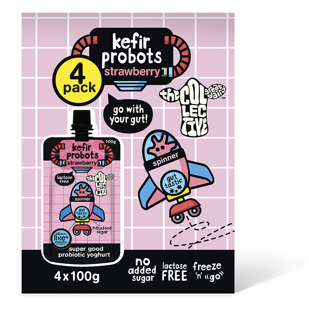 strawberry probots multipack